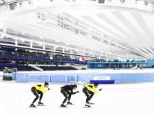 Alternatief schema moet fragiele schaatswinter nog beetje glans geven