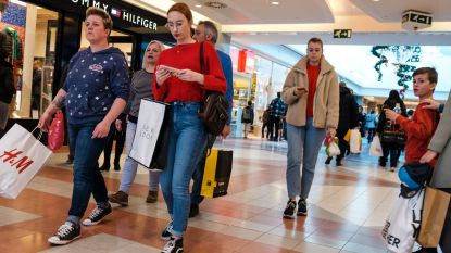 Opnieuw vinden 8 miljoen mensen hun weg naar Wijnegem Shopping (en het zijn vooral vrouwen)