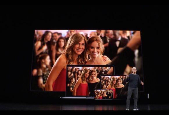 Apple TV+ is op heel wat apparaten te bekijken.