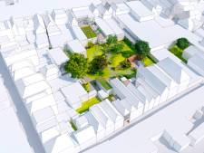 Stadshof, grote publieke binnentuin in Deventer centrum, komt er