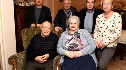 Isidoor en Ilda zijn 65 jaar getrouwd