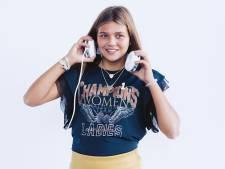 Chelsea (16) hard op weg met dj-droom: 'Veel vertrouwen in mijzelf'
