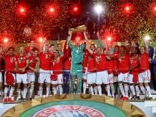 Eerste prijs voor Bosz? Als Bayern München de bekerfinale haalt, wint het (bijna) altijd