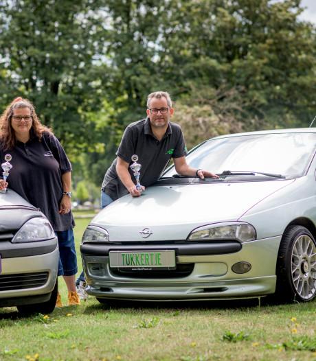 Michiel ontsnapte aan de dood bij monstertruckdrama, maar de liefde voor auto's is gebleven