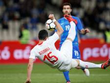 Zwitsers winnen dankzij omhaal, Tunesië klopt Iran