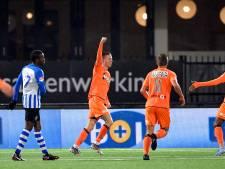 Achterin is FC Eindhoven niet bij de les