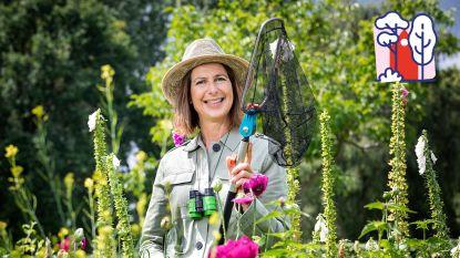 """""""Juli is een topmaand om motten te spotten"""": Laurence Machiels toont hoe je het insectenleven in je tuin observeert"""