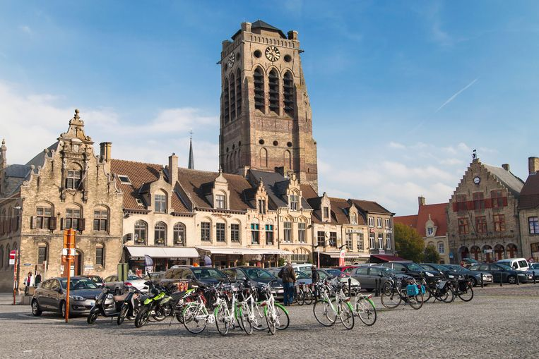 Onder meer in Veurne is het bevolkingsaantal in de voorbije zes jaar met meer dan vijf procent toegenomen.