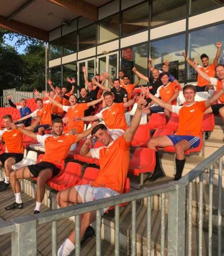 Nijmegen heeft weer een hoofdklasser: Orion schrijft door KNVB clubhistorie