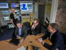 Netwerk van hypermoderne camera's  op Stratumseind in Eindhoven gaat politie helpen