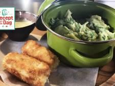 Recept van de dag: Stamp in de pot en verrukkelijke vissticks