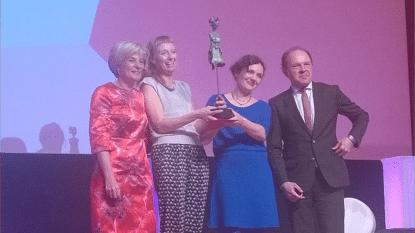 Antwerps ontwerpersduo bekroond tot vrouwelijke ondernemers van het jaar