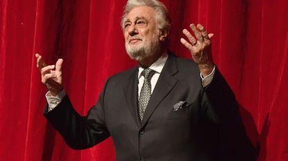 Concertzalen in VS zeggen optreden Placido Domingo af na beschuldigingen seksueel misbruik