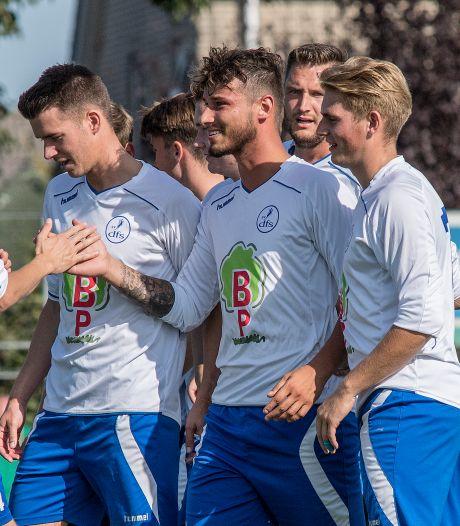 4B: FC Lienden boekt monsterzege, DFS heeft geen kind aan Wageningen