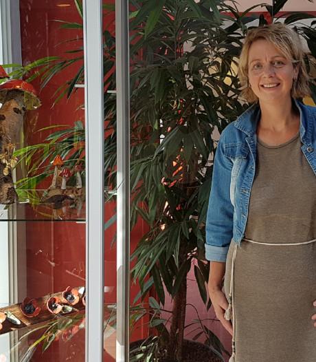 Natuur voortdurende inspiratiebron voor keramiekkunst Denise Prinsen