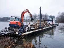 Kappen van groen langs Maas-Waalkanaal stilgelegd na storm van kritiek