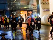 Fun run Best is deels hardlopen in het donker