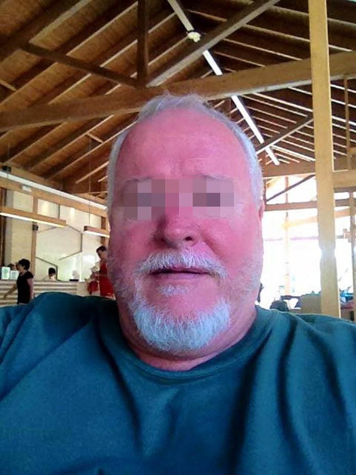 De 66-jarige Bruce McArthur