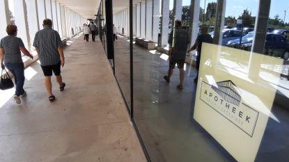 Apotheek opent in galerij van ziekenhuis AZ Groeninge