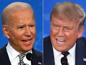 Presidentieel debat tussen Biden en Trump geannuleerd