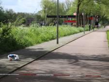 Politie lost waarschuwingsschot bij aanhouding in Utrecht