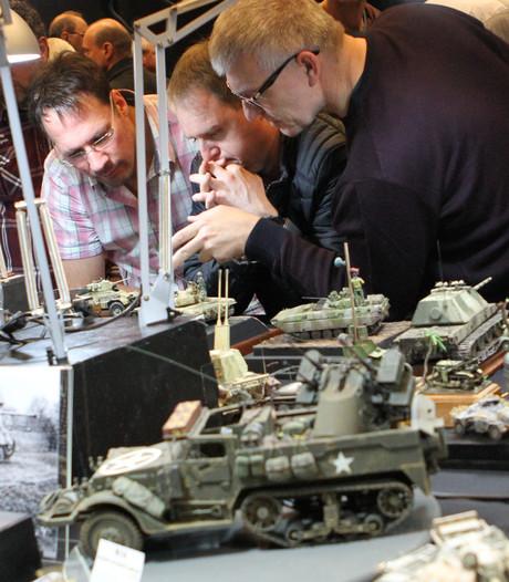 Modelbouwers bij elkaar in Veldhoven