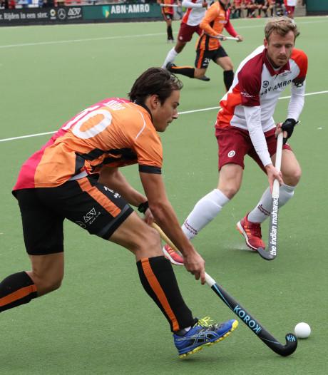 Oranje-Rood maakt korte metten met Almere
