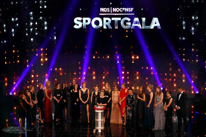 Het Sportgala van 2017.