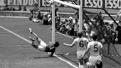 Gordon Banks overleden, de doelman die al bijna 50 jaar mocht pronken met de 'redding van de eeuw'