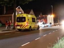 Gewonde bij poging tot blussen schuurbrand in Rijssen