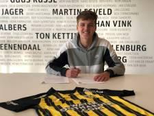 Nieuw talent bij Vitesse: Gyan de Regt tekent voor twee jaar