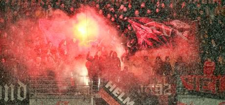 Stakende Helmond Sport-fans: 'De club doet net of wij de F-side van Ajax zijn'