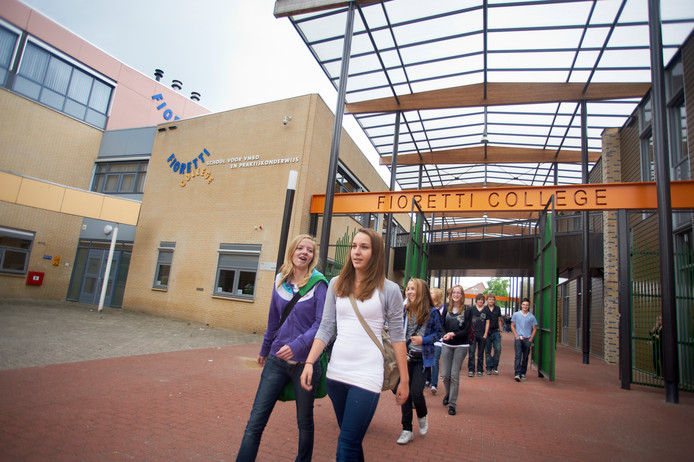 Scholen in de regio Noordoost-Brabant, zoals het Fioretti College in Veghel, scoren goed als het gaat om het tegengaan van schoolverzuim en voortijdig schoolverlaten.