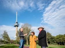 'Leefbaar Rotterdam, bescherm de Euromast en het groen'