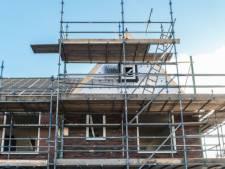 Nieuwbouwhuizen in trek, maar aantal projecten slinkt