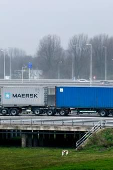 Hele N35 nu geschikt voor langere vrachtwagens