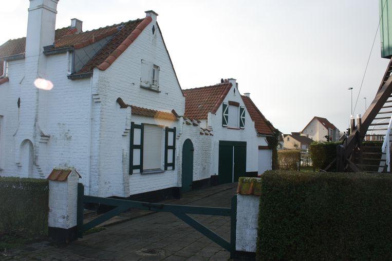 De molenaarswoning van de Hubertmolen verandert in een museum met bakkerij.