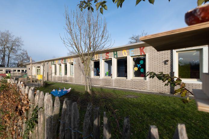 GO! school Pluishoek in Heist-Goor.