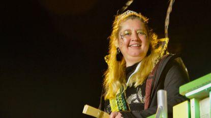 Roosje Françoise De Vreeze wint Sprotjesspel tijdens Carnaval Heist
