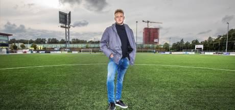 Het verdriet van Wippolder-verdediger Tristan Croes: 'Dan maar de lockdown in als koploper'
