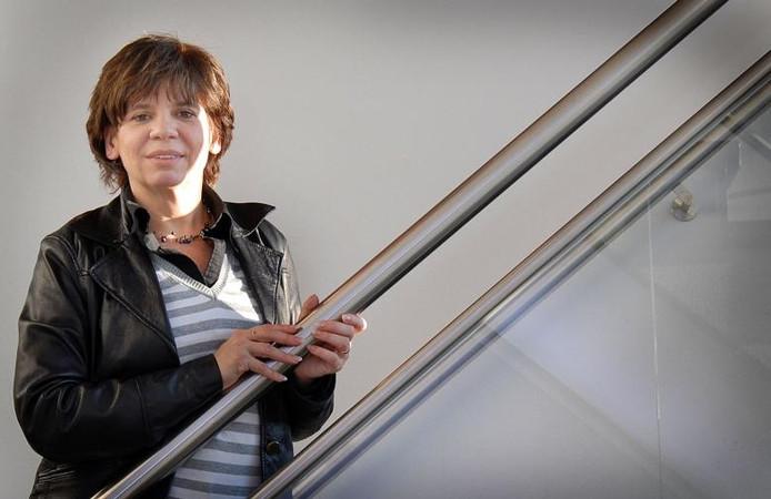 Jolanda van Veluw (45), de nieuwe wethouder in Heumen. foto Theo Peeters