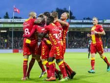 Janssen leidsman GA Eagles, Manschot fluit PEC Zwolle