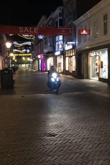 Avondklok van kracht: extra politie ingezet, binnenstad van Utrecht raakt langzaam uitgestorven