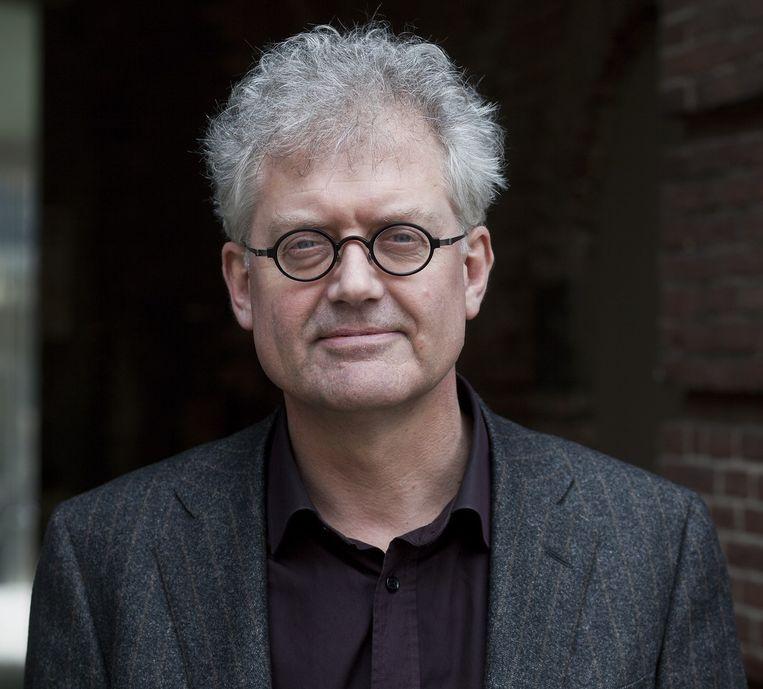 Martin Sommer. Beeld Martijn Beekman