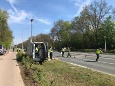 Biltsestraatweg afgesloten voor reconstructie dodelijk ongeval