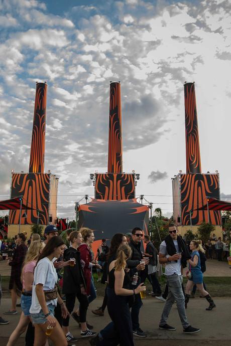 Man komt om het leven op festivalterrein van Lowlands
