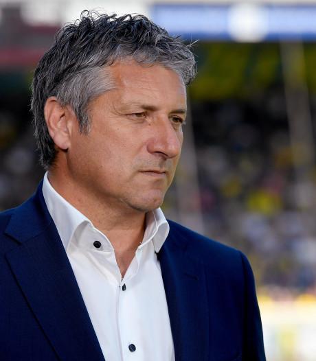 Brood heeft boodschap voor spelers: 'Wij moeten heel nederig en bescheiden zijn'