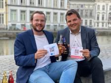 Jonge Gentenaars ontwikkelen techniek waarmee klanten mobiel kunnen bestellen en betalen op café of restaurant