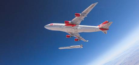 Raketlancering Virgin Orbit mislukt