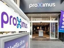 Proximus fermera ses points de vente dès lundi